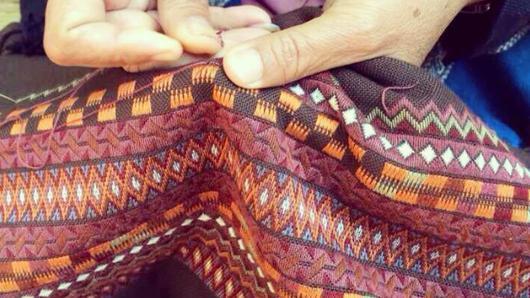 เที่ยวไทยไม่ตกยุค - ลายผ้า ลายชีวิต บ้านสันกอง จังหวัดเชียงราย