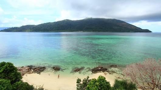 เที่ยวไทยไม่ตกยุค - สวรรค์อันดามันใต้ เกาะหลีเป๊ะ จังหวัดสตูล