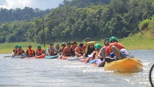 เที่ยวไทยไม่ตกยุค - ผืนป่า สายน้ำ วิถีงดงาม ทองผาภูมิ จ.กาญจนบุรี