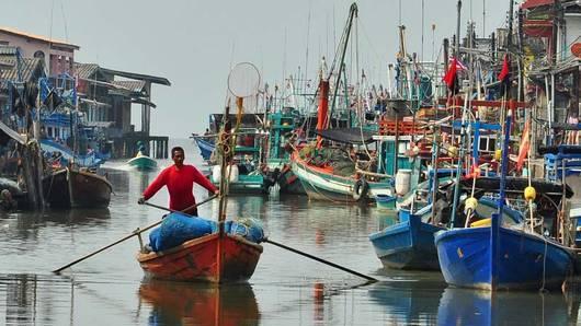 เที่ยวไทยไม่ตกยุค - เที่ยวคลองใหญ่ สุดชายทะเลตะวันออก จ.ตราด