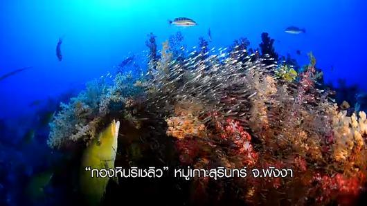 เที่ยวไทยไม่ตกยุค - มรดกโลกสิมิลัน จ.พังงา