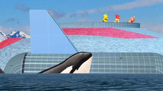TataTitiToto ไดโนมหัศจรรย์ - ดูวาฬอพยพ