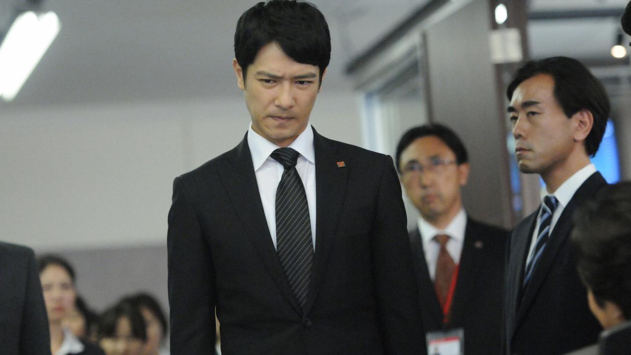 ซีรีส์ญี่ปุ่น เฉือนคมนายธนาคาร - Naoki Hanzawa : ตอนจบ