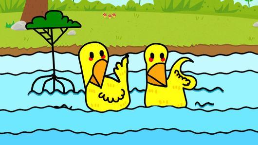 ขบวนการ Fun น้ำนม - ฝาแฝด