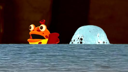 TataTitiToto ไดโนมหัศจรรย์ - น้ำผุดในรัง