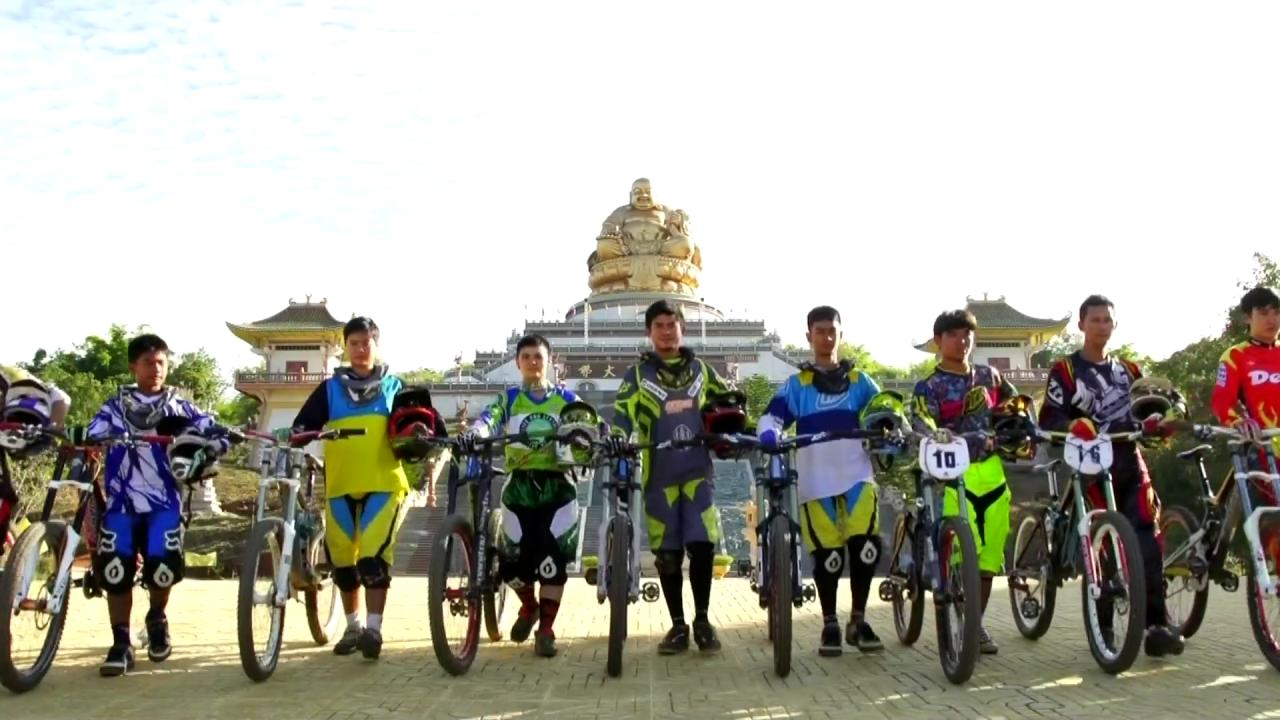 ปั่นสู่ฝัน คนวัยมันส์ - จักรยานเสือภูเขา  สนามที่ 1 จ.เชียงราย