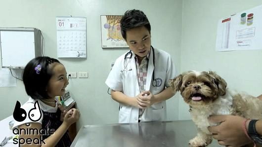 Animals Speak - เปิดห้องทำงานของสัตวแพทย์