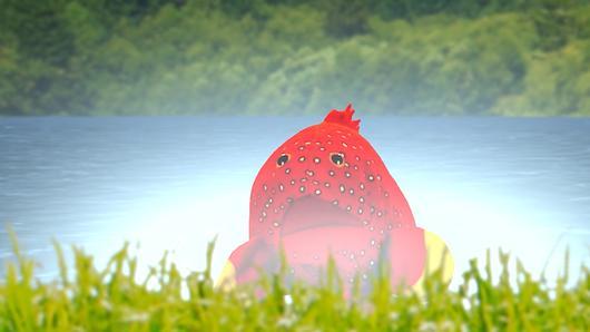 TataTitiToto ไดโนมหัศจรรย์ - ปลาเรืองแสงกับสุริยุปราคา