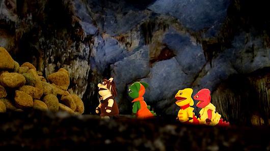 TataTitiToto ไดโนจอมป่วน - ตามหาถ้ำของบรรพบุรุษ ตอนที่ 2