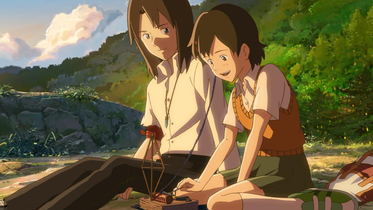 ไทยเธียเตอร์ - Hoshi o Ou Kodomo  เด็กสาวกับเสียงเพรียกแห่งพิภพเทพา