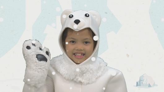 ขบวนการ Fun น้ำนม - หมีขาว