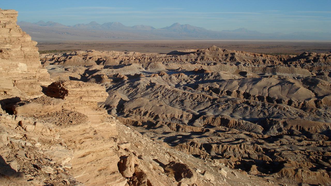 มิติโลกหลังเที่ยงคืน - เจาะลึก...กำเนิดโลก ตอน แห้งแล้งที่สุดในโลก