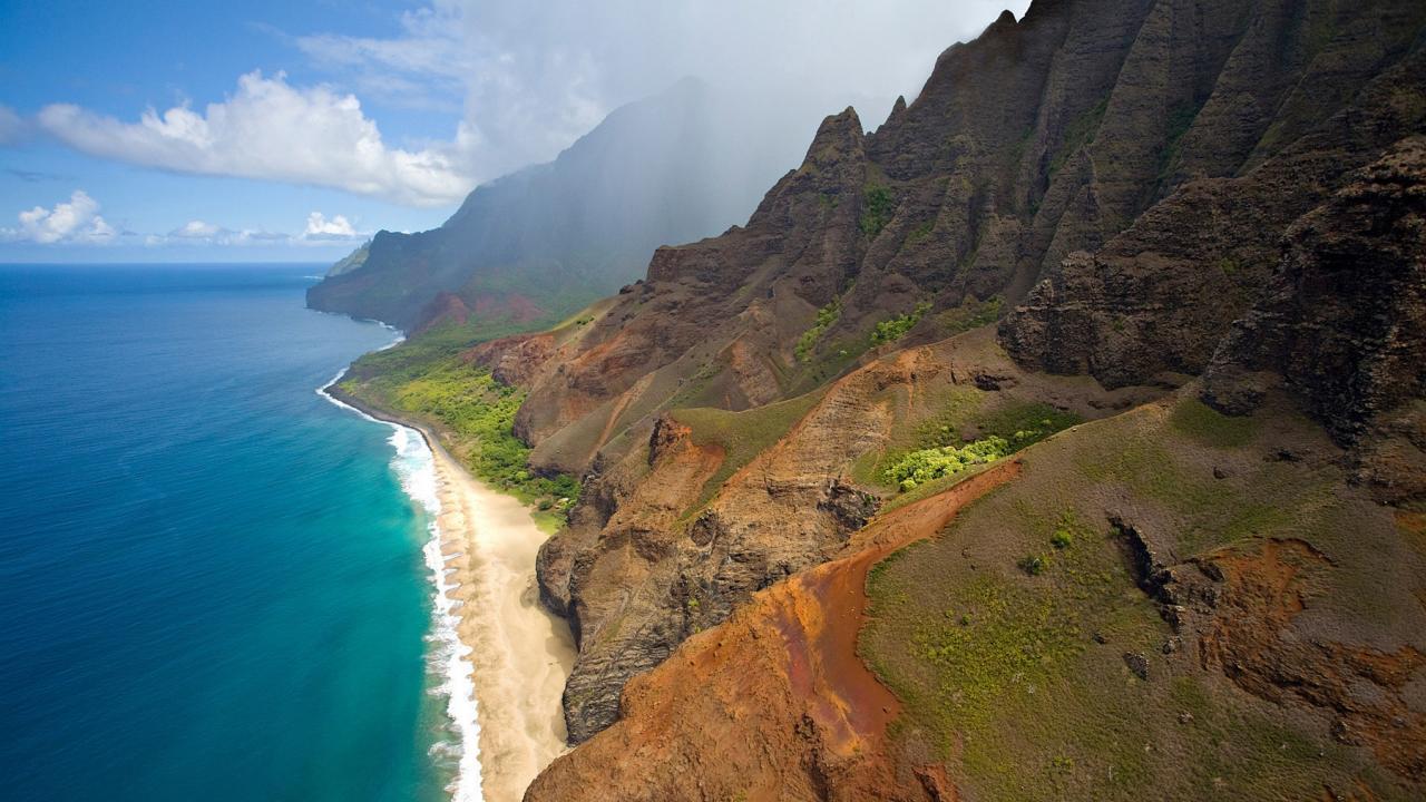 มิติโลกหลังเที่ยงคืน - เจาะลึก...กำเนิดโลก ตอน กำเนิดหมู่เกาะฮาวาย