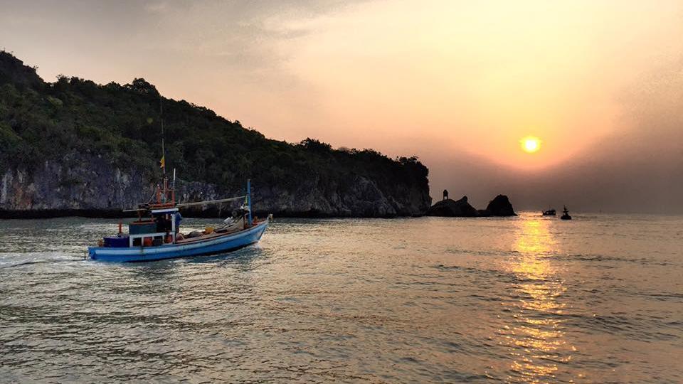เสียงประชาชน เปลี่ยนประเทศไทย - ขีดเส้นทะเล ขีดเส้นชีวิต ประมงพื้นบ้าน