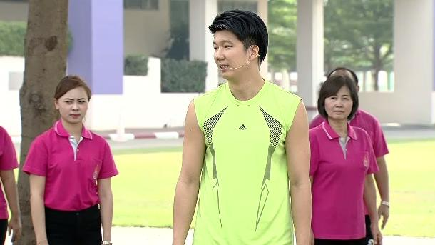 ข.ขยับ - ฝึกสควอตจัมป์เพื่อป้องกันอาการบาดเจ็บจากการวิ่ง
