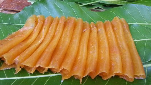 หม้อข้าวหม้อแกง - มะม่วงกวน (ส้มลิ้ม)