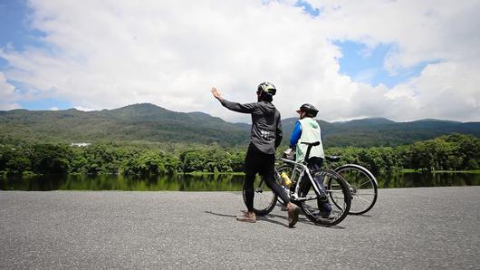 Bike Stories - ย้อนรอยประวัติศาสตร์เชิงดอยสุเทพ