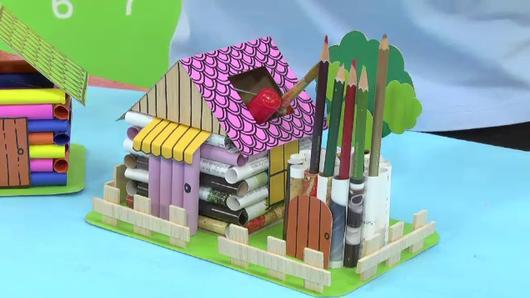 สอนศิลป์ - บ้านน้อยในป่าใหญ่
