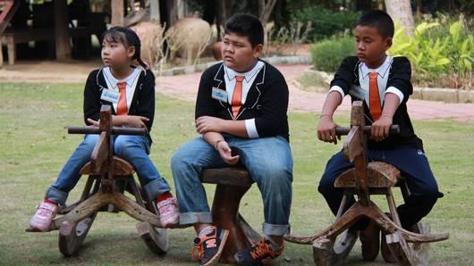 สภาเสียงไร้เดียงสา - พื้นที่วิ่งเล่นของเด็กไทย