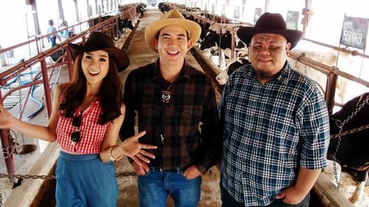 Foodwork - นมวัวสดๆ จากเต้า