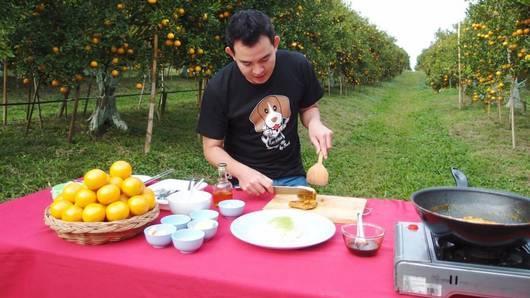 Foodwork - ส้มสายน้ำผึ้งกับอาหารจีนยูนนาน