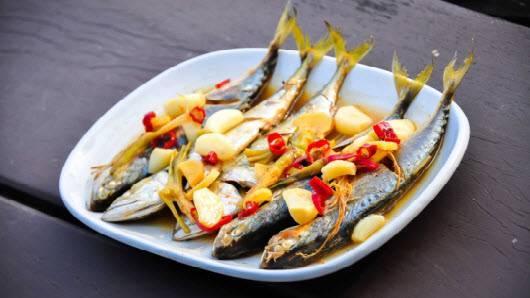 หม้อข้าวหม้อแกง - ปลาทู