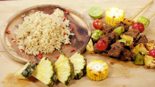 Foodwork - เมนูจากนมแพะและเนื้อแพะ