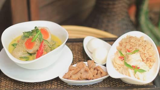 กินอยู่...คือ - โขงเจียมตลาดเช้าที่สุดในประเทศไทย