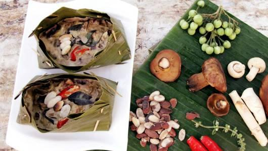 Foodwork - วัตถุดิบจากป่ากันทรารมย์