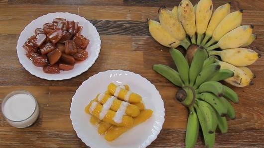 กินอยู่...คือ - เรื่องกล้วยๆ