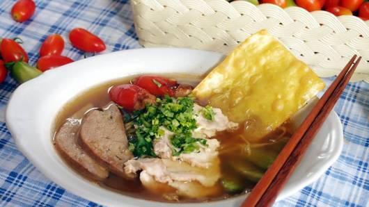 Foodwork - เด็กทานได้ผู้ใหญ่ทานดีกับ ก๋วยเตี๋ยวหมู ซุปมะเขือเทศ