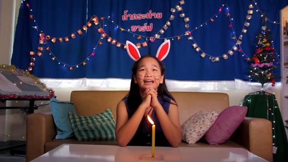 จดหมายไขลาน - กระต่ายจงสถิตอยู่บนดวงจันทร์