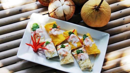 Foodwork - กระท้อนหวานกับอาหารไทยประยุกต์