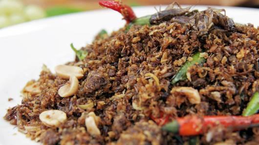 Foodwork - แซ่บอีหลี…เมนูนี้จากจิ้งหรีด