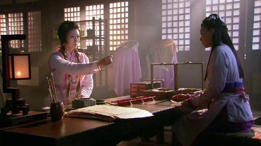 ซีรีส์จีน มู่หลาน...จอมทัพหญิงกู้แผ่นดิน - Legend of Mulan : ตอนที่ 9