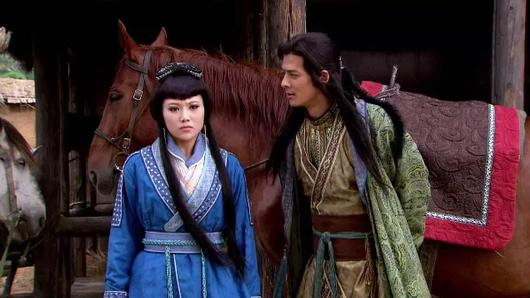 ซีรีส์จีน มู่หลาน...จอมทัพหญิงกู้แผ่นดิน - Legend of Mulan : ตอนที่ 5