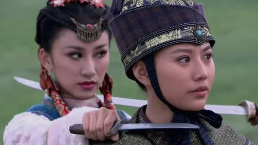 ซีรีส์จีน มู่หลาน...จอมทัพหญิงกู้แผ่นดิน - Legend of Mulan : ตอนที่ 50