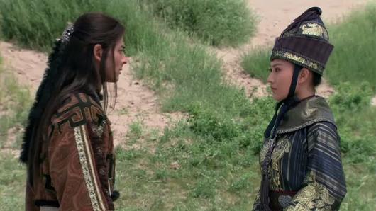 ซีรีส์จีน มู่หลาน...จอมทัพหญิงกู้แผ่นดิน - Legend of Mulan : ตอนที่ 49