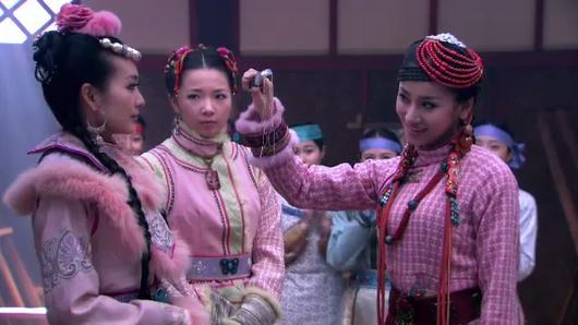 ซีรีส์จีน มู่หลาน...จอมทัพหญิงกู้แผ่นดิน - Legend of Mulan : ตอนที่ 37