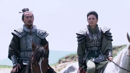 ซีรีส์จีน มู่หลาน...จอมทัพหญิงกู้แผ่นดิน - Legend of Mulan : ตอนที่ 36
