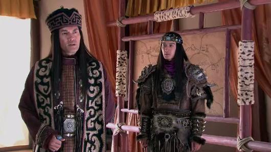 ซีรีส์จีน มู่หลาน...จอมทัพหญิงกู้แผ่นดิน - Legend of Mulan : ตอนที่ 43