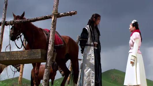 ซีรีส์จีน มู่หลาน...จอมทัพหญิงกู้แผ่นดิน - Legend of Mulan : ตอนที่ 41