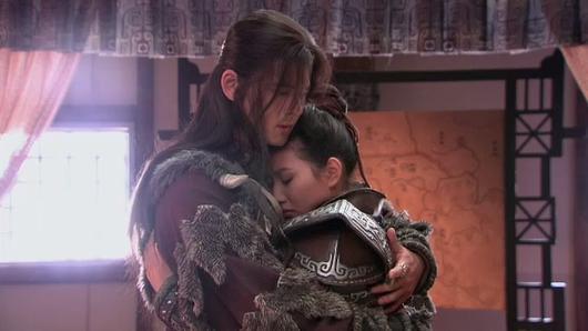 ซีรีส์จีน มู่หลาน...จอมทัพหญิงกู้แผ่นดิน - Legend of Mulan : ตอนที่ 34