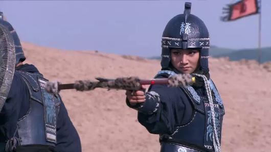 ซีรีส์จีน มู่หลาน...จอมทัพหญิงกู้แผ่นดิน - Legend of Mulan : ตอนที่ 31