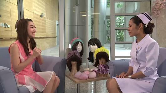 Young@Heart - โครงการส่งต่อรอยยิ้ม เพื่อผู้ป่วยมะเร็ง