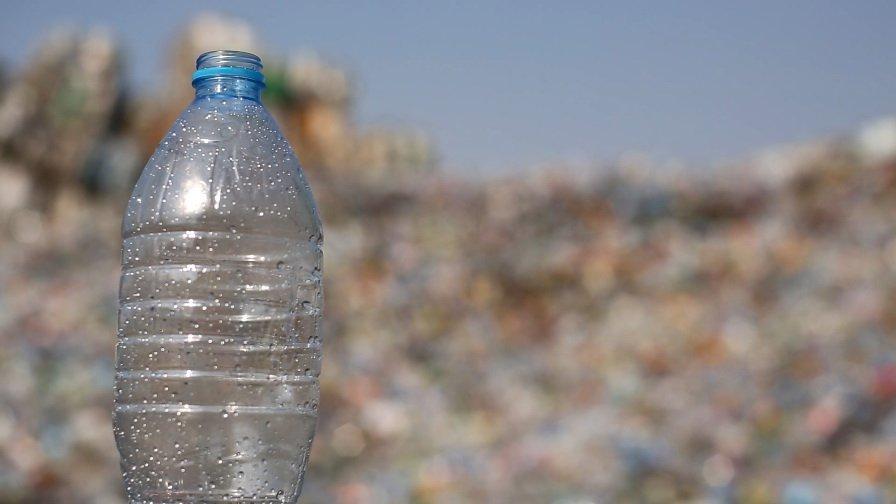 ขวด(น้ำ)พลาสติก