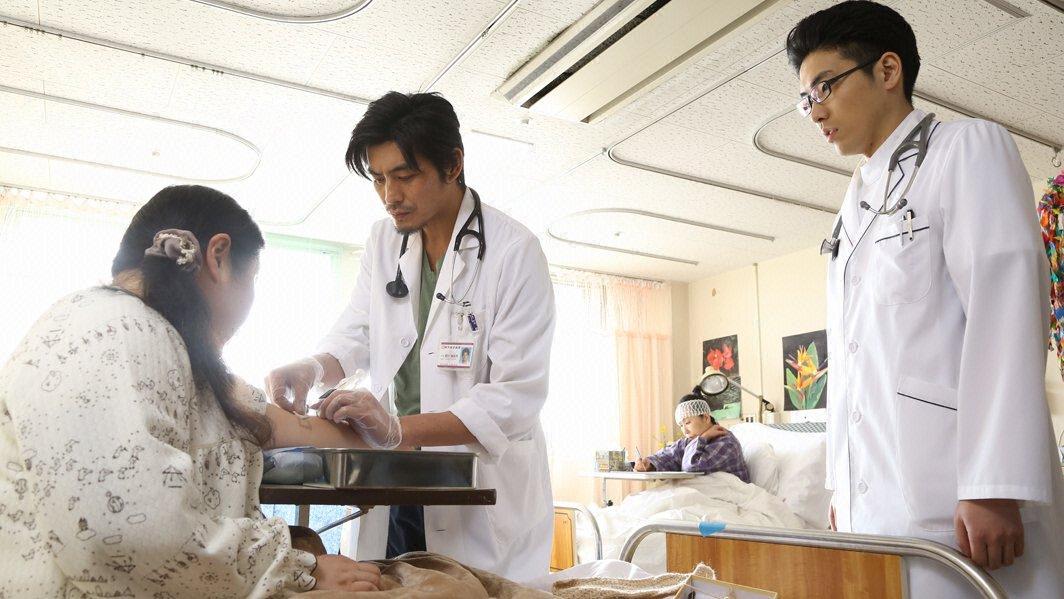 ซีรีส์ญี่ปุ่น คุณหมอหัวใจแกร่ง ภาค 4 - Team Medical Dragon 4 : ตอนที่ 8