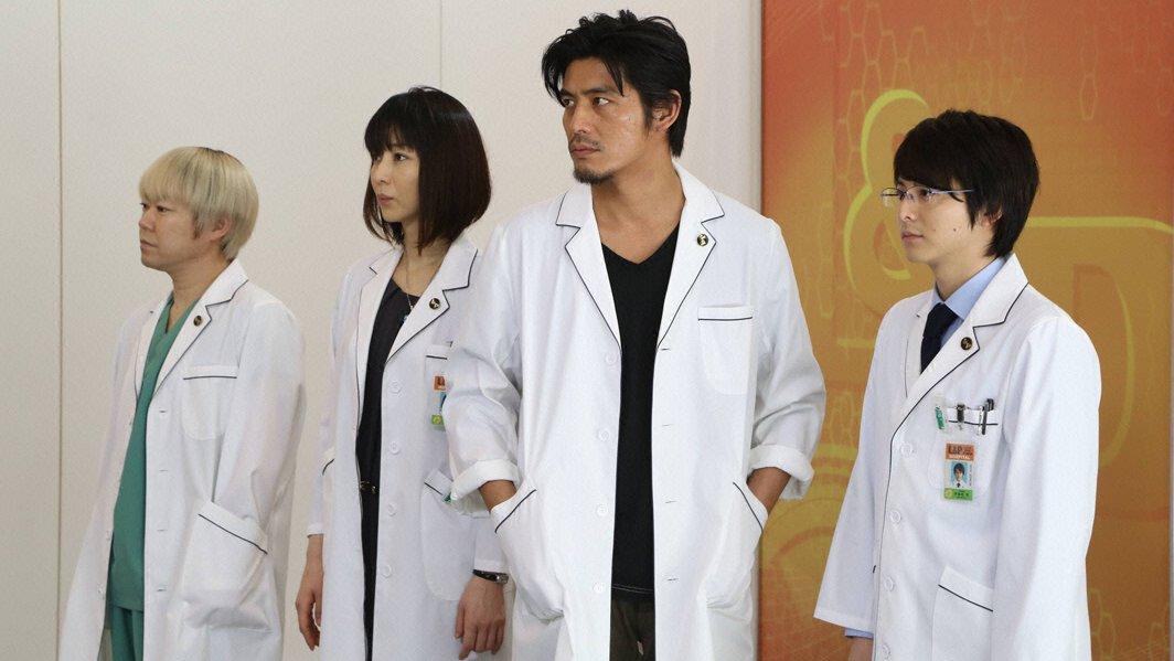 ซีรีส์ญี่ปุ่น คุณหมอหัวใจแกร่ง ภาค 4 - Team Medical Dragon 4 : ตอนที่ 10