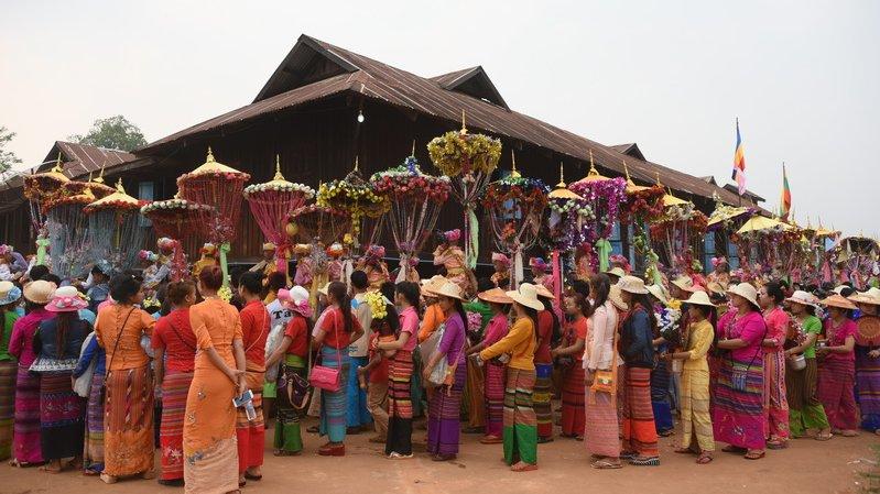 Spirit of Asia - ปอยส่างลอง สีสันในความสงบ