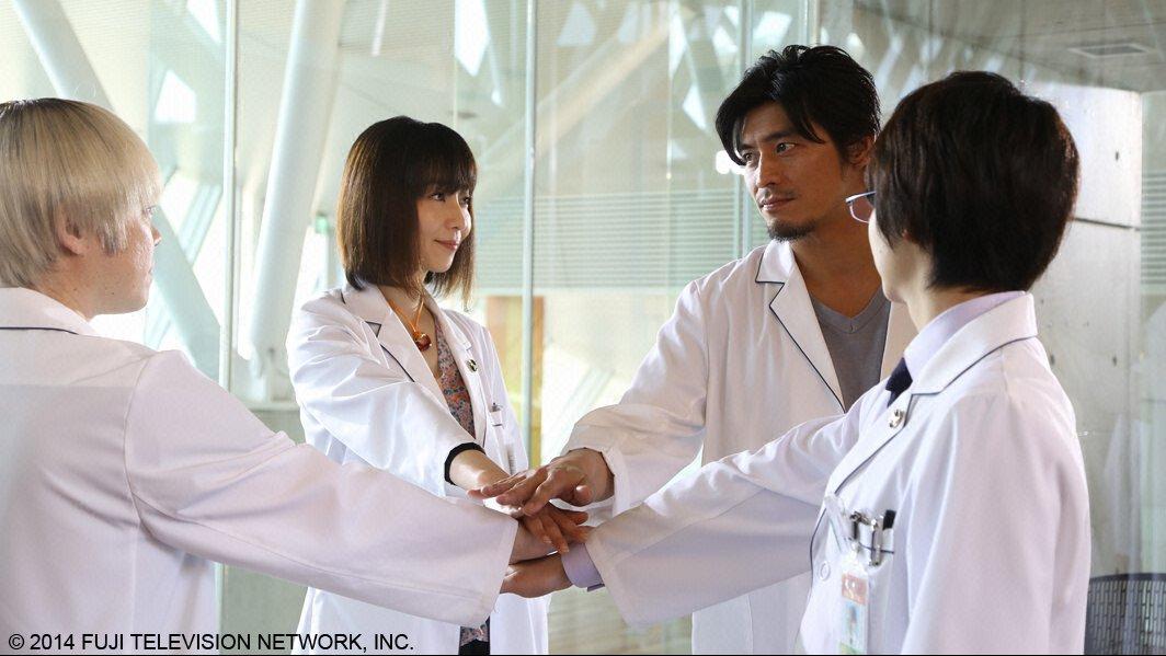 ซีรีส์ญี่ปุ่น คุณหมอหัวใจแกร่ง ภาค 4 - Team Medical Dragon 4 : ตอนจบ